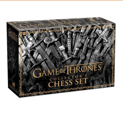Official GAME OF THRONES CHESS at the best quality and price at House Of Spells- Harry Potter Themed Shop In London. Get Your GAME OF THRONES CHESS now with 15% discount using code FANDOM at Checkout. www.houseofspells.co.uk.