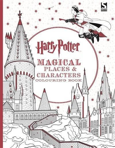 Official Harry Potter Magical and Characters Colouring Book at the best quality and price at House Of Spells- Fandom Collectable Shop. Get Your Harry Potter Magical and Characters Colouring Book now with 15% discount using code FANDOM at Checkout. www.houseofspells.co.uk.