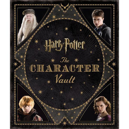 Official Harry Potter The Character Vault at the best quality and price at House Of Spells- Fandom Collectable Shop. Get Your Harry Potter The Character Vault now with 15% discount using code FANDOM at Checkout. www.houseofspells.co.uk.