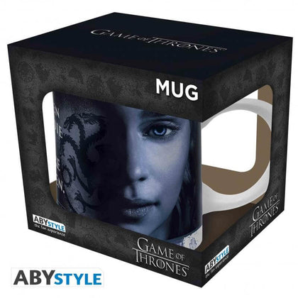 Official GAME OF THRONES Mug 2 Queens at the best quality and price at House Of Spells- Harry Potter Themed Shop In London. Get Your GAME OF THRONES Mug 2 Queens now with 15% discount using code FANDOM at Checkout. www.houseofspells.co.uk.