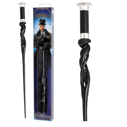 Official Albus Dumbledore's Wand (window box) at the best quality and price at House Of Spells- Fandom Collectable Shop. Get Your Albus Dumbledore's Wand (window box) now with 15% discount using code FANDOM at Checkout. www.houseofspells.co.uk.