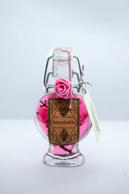 Official Amorentia Love Potion at the best quality and price at House Of Spells- Fandom Collectable Shop. Get Your Amorentia Love Potion now with 15% discount using code FANDOM at Checkout. www.houseofspells.co.uk.