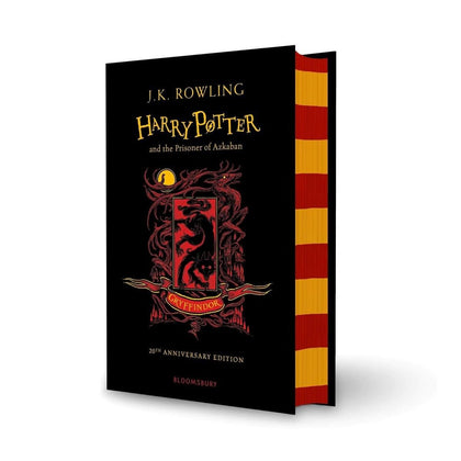 Official Harry Potter and The Prisoner Of Azkaban Gryffindor Edition Hardback at the best quality and price at House Of Spells- Fandom Collectable Shop. Get Your Harry Potter and The Prisoner Of Azkaban Gryffindor Edition Hardback now with 15% discount using code FANDOM at Checkout. www.houseofspells.co.uk.