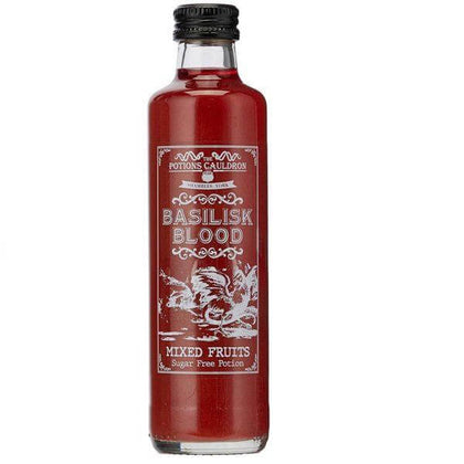 Official Magical Potion: Basilisk Blood 250ml at the best quality and price at House Of Spells- Fandom Collectable Shop. Get Your Magical Potion: Basilisk Blood 250ml now with 15% discount using code FANDOM at Checkout. www.houseofspells.co.uk.