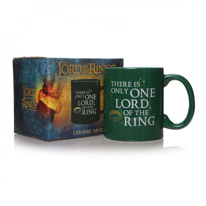 The Lord of the Rings Boxed Mug - Only One Lord