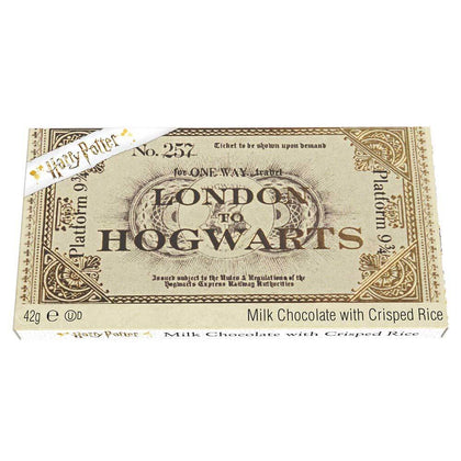 Harry Potter Platform9 3/4 Chocolate Bar