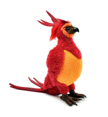 Official Fawkes Plush at the best quality and price at House Of Spells- Harry Potter Themed Shop In London. Get Your Fawkes Plush now with 15% discount using code FANDOM at Checkout. www.houseofspells.co.uk.