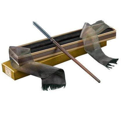 Official Draco Malfoy Wand In Ollivanders Box at the best quality and price at House Of Spells- Fandom Collectable Shop. Get Your Draco Malfoy Wand In Ollivanders Box now with 15% discount using code FANDOM at Checkout. www.houseofspells.co.uk.