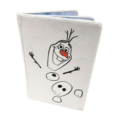 Frozen 2 Olaf Plush Cover Notebook at the best quality and price at House Of Spells- Fandom Collectable Shop. Get Your Frozen 2 Olaf Plush Cover Notebook now with a 15% discount using code FANDOM at Checkout. www.houseofspells.co.uk.