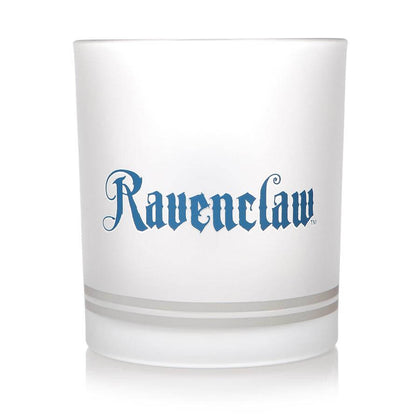 HP- Ravenclaw Glass Tumbler