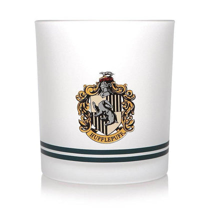 HP- Hufflepuff Glass Tumbler Boxed