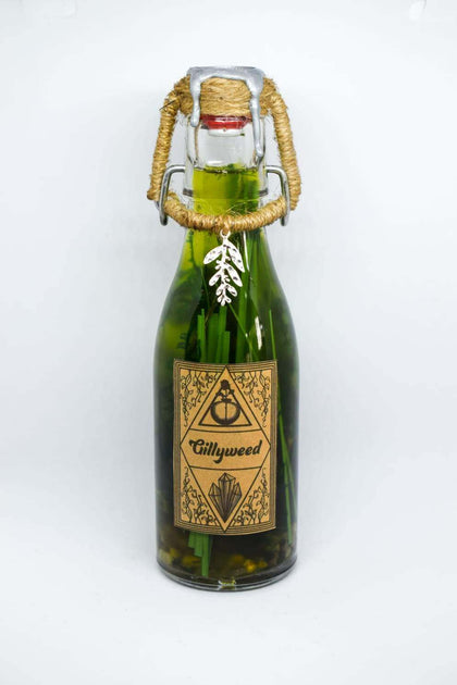 Official GillyWeed Potion at the best quality and price at House Of Spells- Fandom Collectable Shop. Get Your GillyWeed Potion now with 15% discount using code FANDOM at Checkout. www.houseofspells.co.uk.