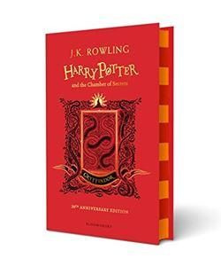 Harry Potter and The Chamber Of Secrets (Gryffindor ED HB) - House Of Spells