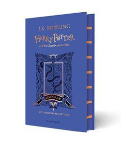 Official Harry Potter and The Chamber Of Secrets (Ravenclaw ED HB) at the best quality and price at House Of Spells- Harry Potter Themed Shop In London. Get Your Harry Potter and The Chamber Of Secrets (Ravenclaw ED HB) now with 15% discount using code FANDOM at Checkout. www.houseofspells.co.uk.
