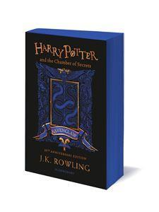 Official Harry Potter and The Chamber Of Secrets (Ravenclaw ED PB) at the best quality and price at House Of Spells- Harry Potter Themed Shop In London. Get Your Harry Potter and The Chamber Of Secrets (Ravenclaw ED PB) now with 15% discount using code FANDOM at Checkout. www.houseofspells.co.uk.