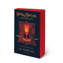 Official Harry potter and The Goblet of Fire (Gryffindor ED PB) at the best quality and price at House Of Spells- Harry Potter Themed Shop In London. Get Your Harry potter and The Goblet of Fire (Gryffindor ED PB) now with 15% discount using code FANDOM at Checkout. www.houseofspells.co.uk.