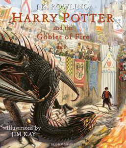 Official Harry Potter and The Goblet of Fire - Illustrated at the best quality and price at House Of Spells- Fandom Collectable Shop. Get Your Harry Potter and The Goblet of Fire - Illustrated now with 15% discount using code FANDOM at Checkout. www.houseofspells.co.uk.