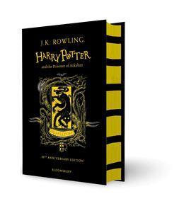 Official Harry Potter and The Prisoner Of Azkaban (Hufflepuff ED HB) at the best quality and price at House Of Spells- Harry Potter Themed Shop In London. Get Your Harry Potter and The Prisoner Of Azkaban (Hufflepuff ED HB) now with 15% discount using code FANDOM at Checkout. www.houseofspells.co.uk.