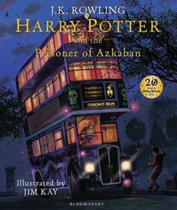 Harry Potter and The Prisoner Of Azkaban - Illustrated - House Of Spells