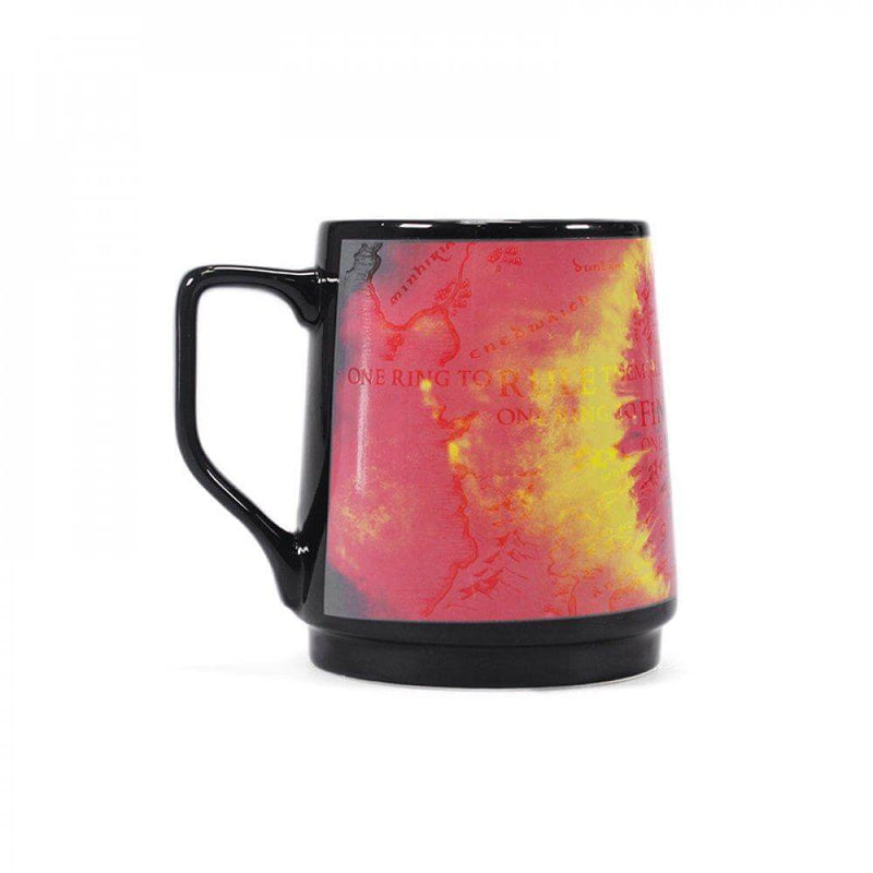 MUG TANKARD HEAT CHANGING (550ML) - LORD OF THE RINGS