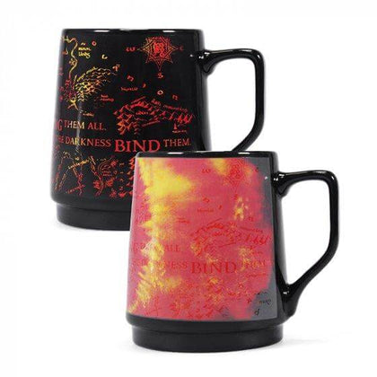 Official MUG TANKARD HEAT CHANGING (550ML) - LORD OF THE RINGS at the best quality and price at House Of Spells- Fandom Collectable Shop. Get Your MUG TANKARD HEAT CHANGING (550ML) - LORD OF THE RINGS now with 15% discount using code FANDOM at Checkout. www.houseofspells.co.uk.