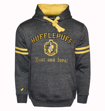 Harry Potter Hufflepuff Crest Hoodie - House Of Spells