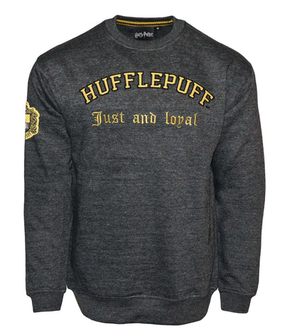 Official Harry Potter Sweatshirt-Hufflepuff at the best quality and price at House Of Spells- Harry Potter Themed Shop In London. Get Your Harry Potter Sweatshirt-Hufflepuff now with 15% discount using code FANDOM at Checkout. www.houseofspells.co.uk.