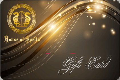 House of Spells Gift Card-