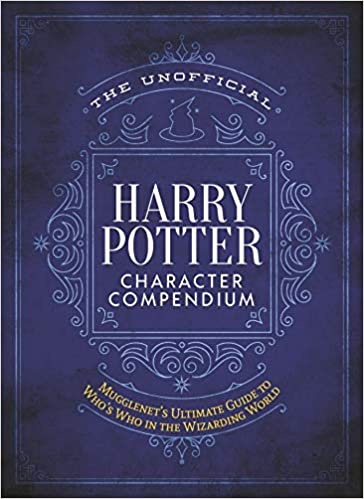 Official Unofficial Character Compendium at the best quality and price at House Of Spells- Fandom Collectable Shop. Get Your Unofficial Character Compendium now with 15% discount using code FANDOM at Checkout. www.houseofspells.co.uk.