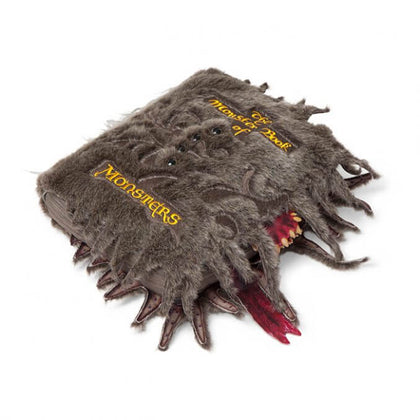 The Monster Book Of Monsters Plush - House Of Spells