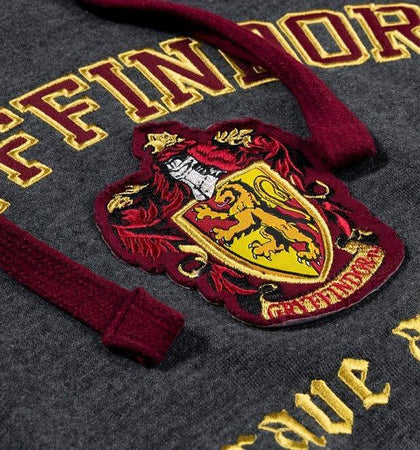 Official Harry Potter Gryffindor Crest Hoodie at the best quality and price at House Of Spells- Fandom Collectable Shop. Get Your Harry Potter Gryffindor Crest Hoodie now with 15% discount using code FANDOM at Checkout. www.houseofspells.co.uk.