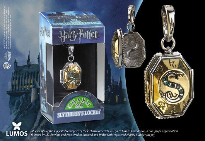 Lumos Charm 24 Slytherin's Locket