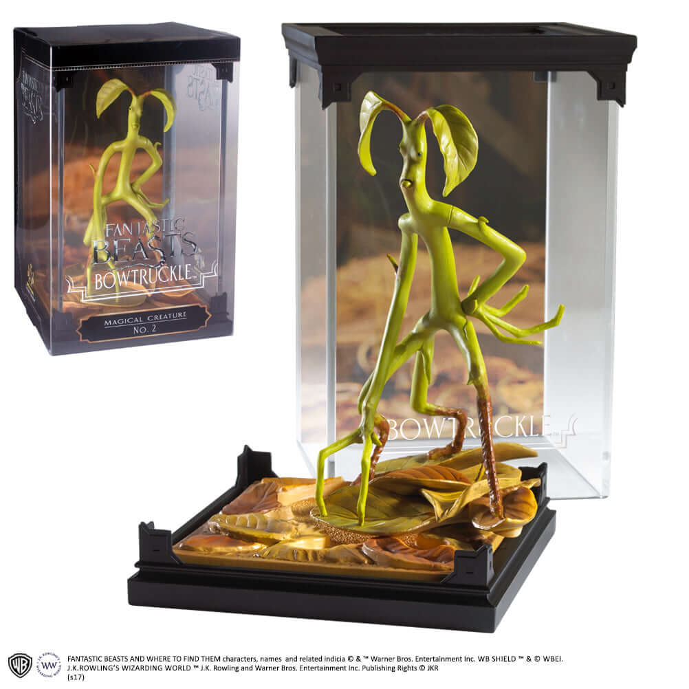 Magical Creatures -Bowtruckle