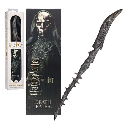 Death Eater Thorn PVC Toy Wand & Bookmark