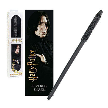 Severus Snape PVC Toy Wand & Bookmark
