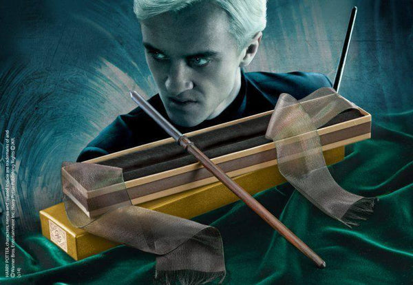Draco Malfoy Wand In Ollivanders Box - House Of Spells
