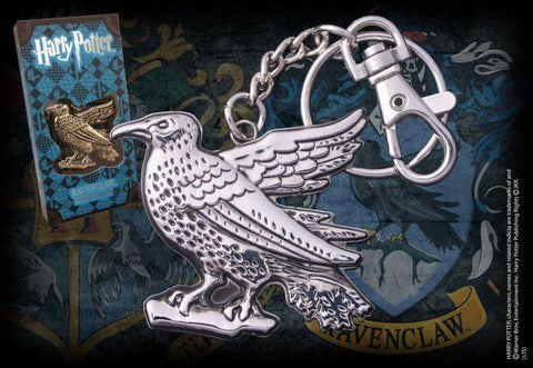 Ravenclaw Shaped Keychain - House Of Spells