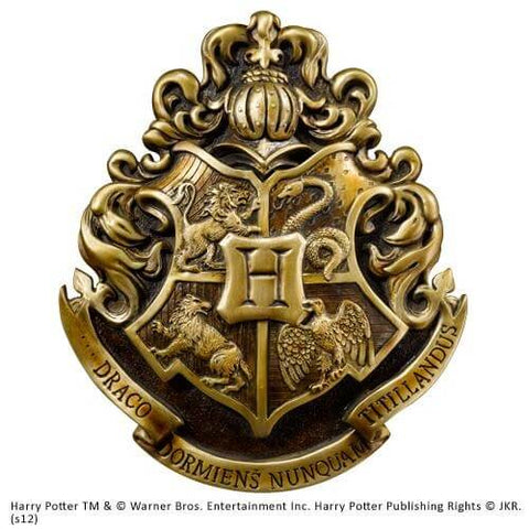 Hogwarts Crest Wall Art - House Of Spells