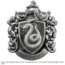 Load image into Gallery viewer, Slytherin Crest Wall Art - House Of Spells