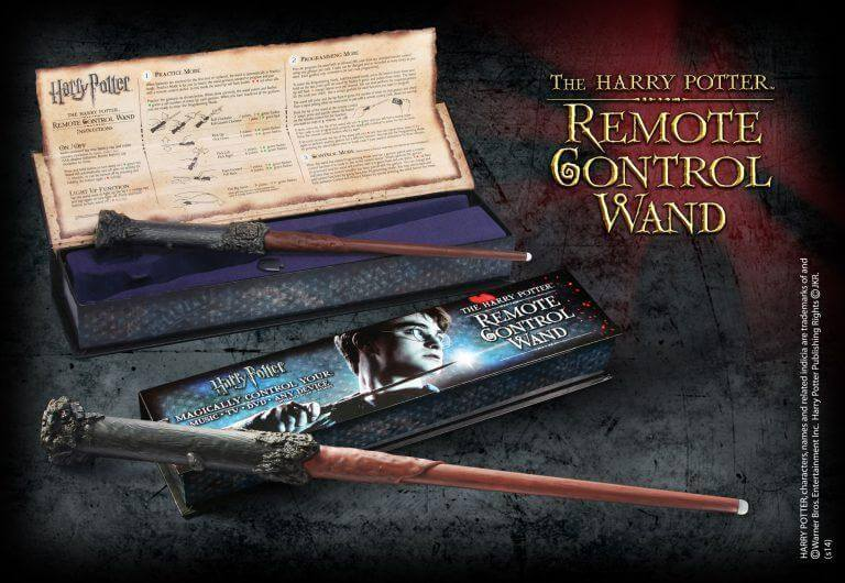 Harry Potter Remote Control Wand - House Of Spells