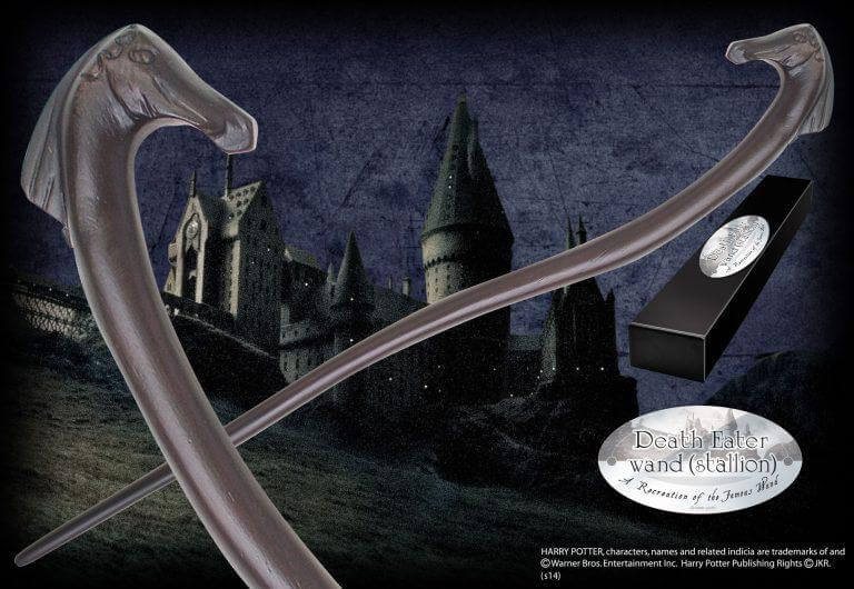 Death Eater Character Wand - Stallion