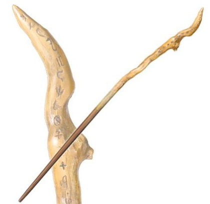 Official Gregorovitch Character Wand at the best quality and price at House Of Spells- Harry Potter Themed Shop In London. Get Your Gregorovitch Character Wand now with 15% discount using code FANDOM at Checkout. www.houseofspells.co.uk.