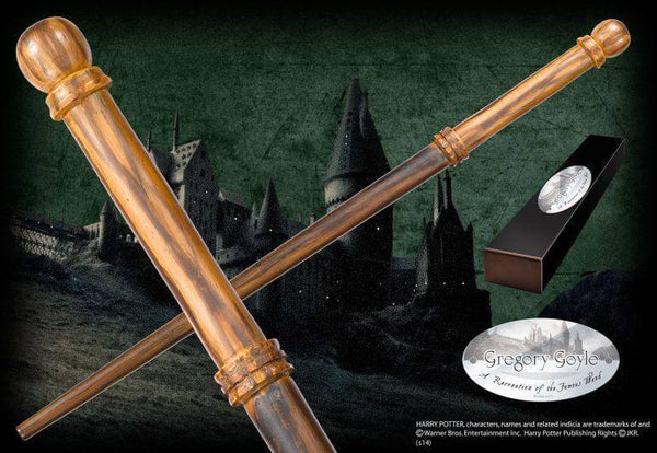 Gregory Goyle Character Wand - House Of Spells