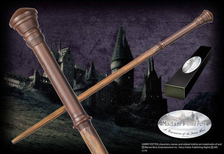 Madame Pomfrey Character Wand - House Of Spells