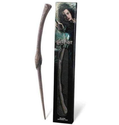 Official Bellatrix lestrange's Wand in Window Box at the best quality and price at House Of Spells- Fandom Collectable Shop. Get Your Bellatrix lestrange's Wand in Window Box now with 15% discount using code FANDOM at Checkout. www.houseofspells.co.uk.