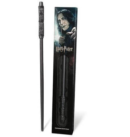 Official Professor Snape's Wand in Window Box at the best quality and price at House Of Spells- Harry Potter Themed Shop In London. Get Your Professor Snape's Wand in Window Box now with 15% discount using code FANDOM at Checkout. www.houseofspells.co.uk.