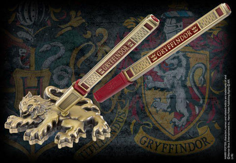 Gryffindor House Pen And Desk Stand - House Of Spells
