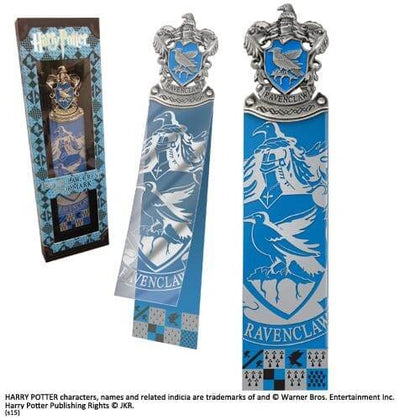 Official Ravenclaw Crest Bookmark at the best quality and price at House Of Spells- Fandom Collectable Shop. Get Your Ravenclaw Crest Bookmark now with 15% discount using code FANDOM at Checkout. www.houseofspells.co.uk.