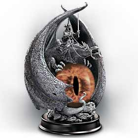 The Fury Of The Witch King Incense Burner