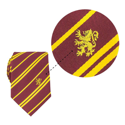 Official Gryffindor Tie - Deluxe Edition at the best quality and price at House Of Spells- Harry Potter Themed Shop In London. Get Your Gryffindor Tie - Deluxe Edition now with 15% discount using code FANDOM at Checkout. www.houseofspells.co.uk.